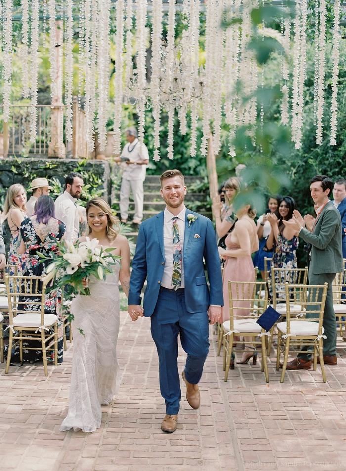 haiku mill intimate wedding