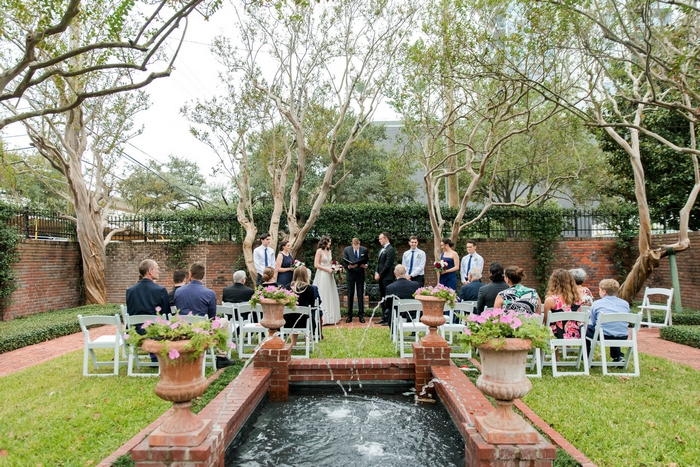 houston texas intimate wedding