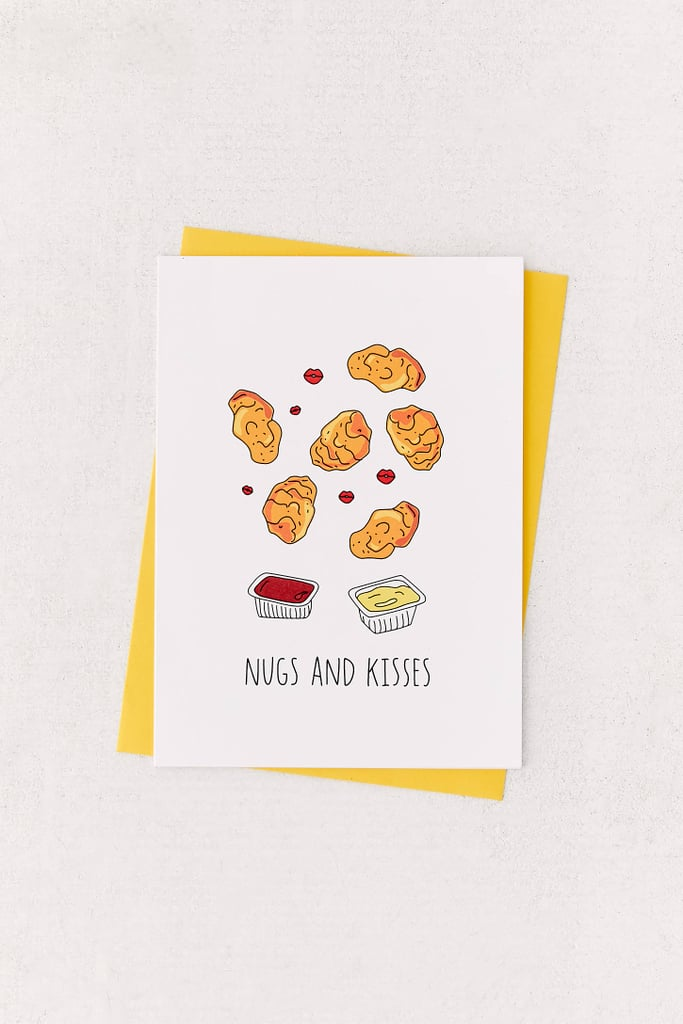 junk food greeting card love funny