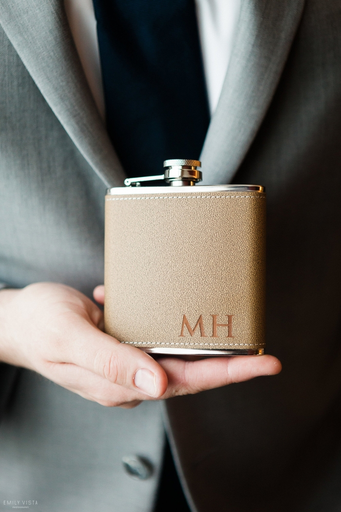 groomsmen gift cheap personalized flask