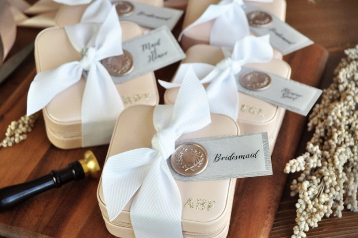 bridesmaid jewelry box